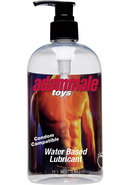 Adammale Toys Water Based Lubricant 16...