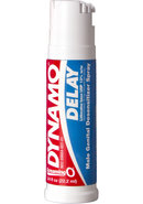 Dynamo Delay Male Genital Desensitizer Spray .75 Ounce